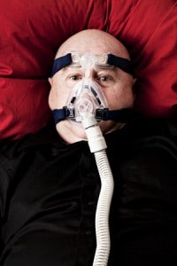 CPAP while traveling