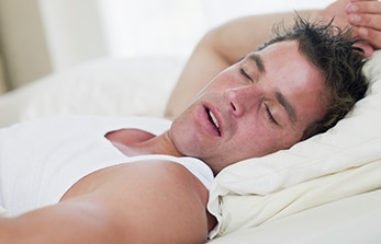 Snoring shouldn't be taken lightly