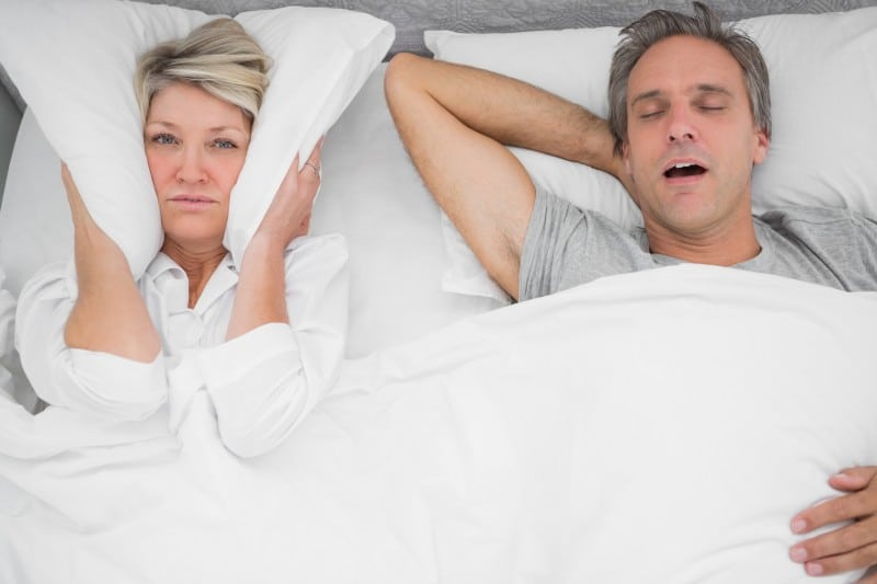 periodic snoring is a better predictor of sleep apnea