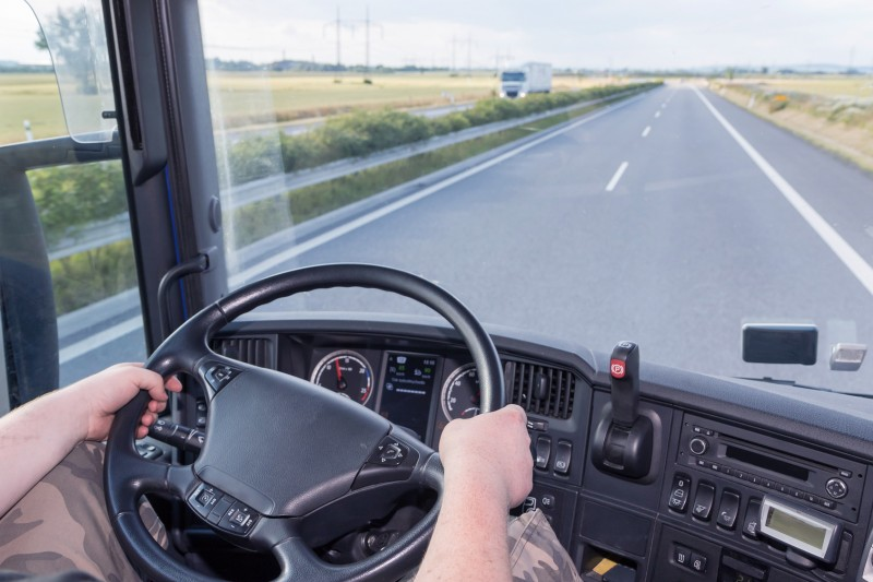 Sleep apnea treatment can keep truckers safe