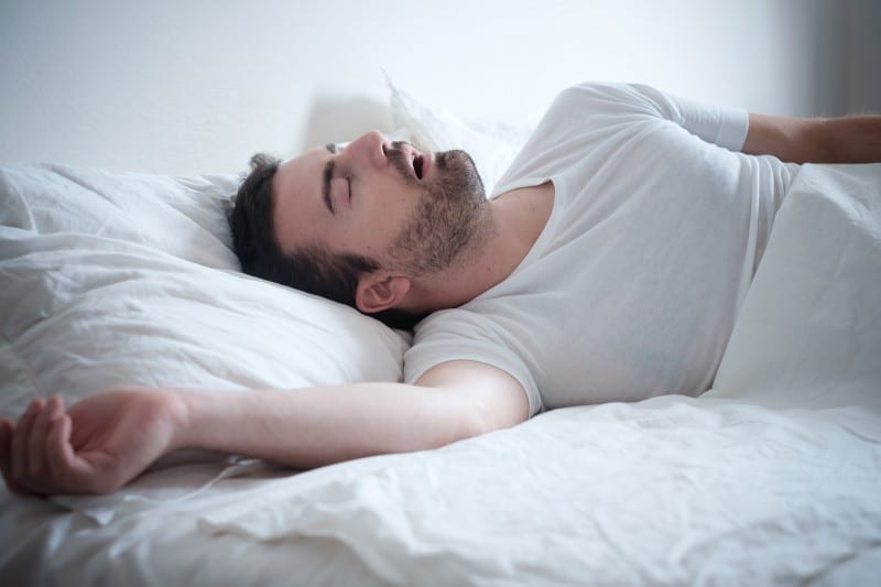 Oral appliance can help with sleep apnea even after surgery