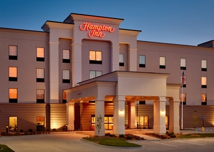 Hampton Inn & Suites building photo