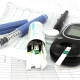 Glucometer and other instruments