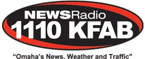 News Radio 1110 KFAB logo