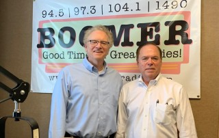 Dr. Roubal Interview with Boomer Radio about snoring and sleep apnea