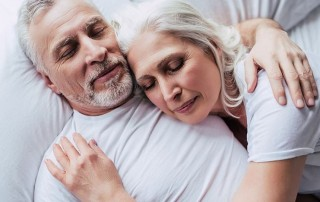A happy older couple using The Oral Appliance SomnoDent to help improve their rest each night. Oral appliances are a CPAP alternative, and they're often highly effective, so effective that they're just as good as or better than CPAP. Identifying the patients for whom oral appliances are most effective and recommending them as a frontline treatment can save people from the trouble and expense of trying CPAP.