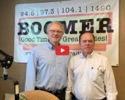 Dr. Roubal Shared His Memories on Boomer Radio with DJ Jack Swanda