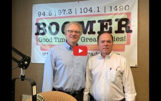 Dr. Roubal Shared His Memories on Boomer Radio with DJ Jack Swanda